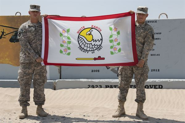 support our troops kuwait us minnesota bros