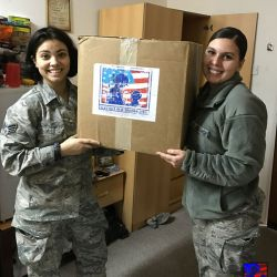 usaf thank you support our troops org