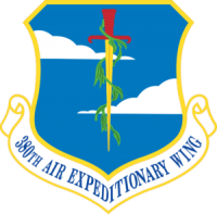 support our troops org 380th Air Expeditionary Wing