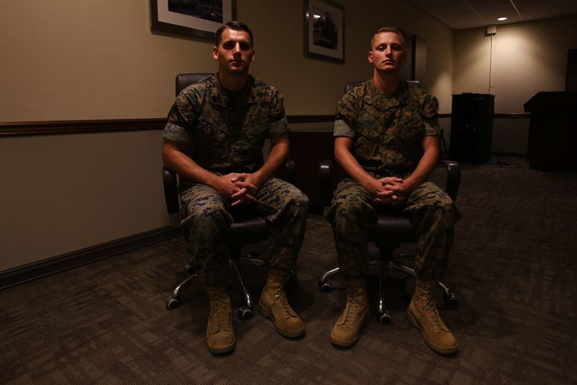 marines save lives during las vegas tragedy  - Support Our Troops