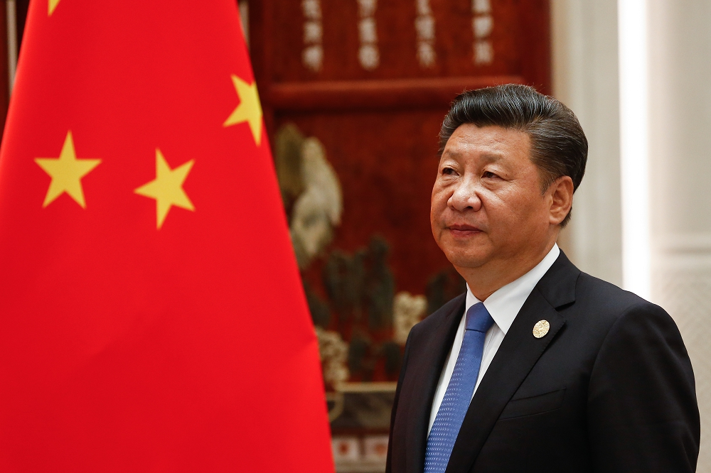 China Xi Jinping China's Strategic Intent - Primary Objectives support our troops org