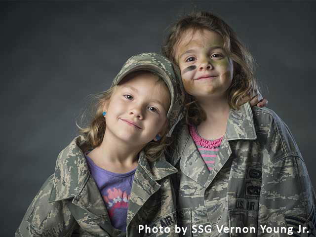 Provide Stability and Continuity for Overseas Military Kids