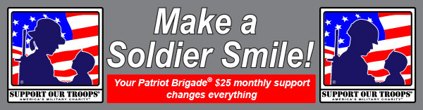 Make a Soldier Smile